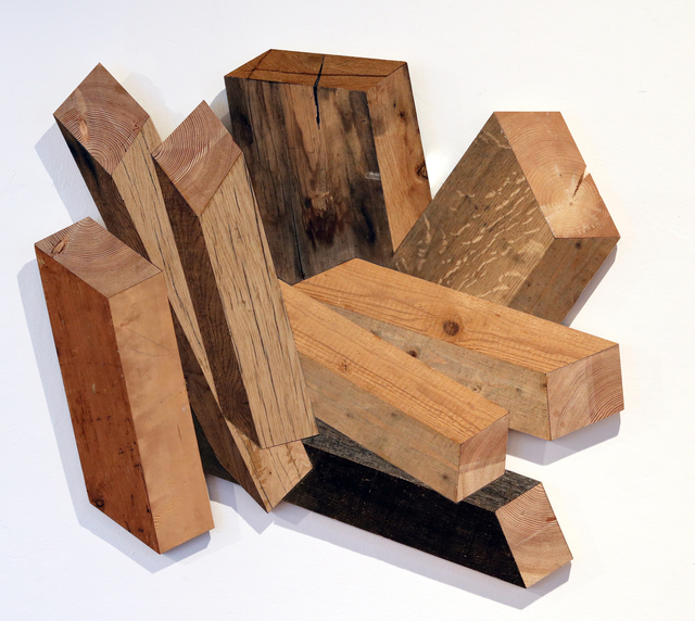 , 'Pile of Beams,' 2016, Absolute Art Gallery