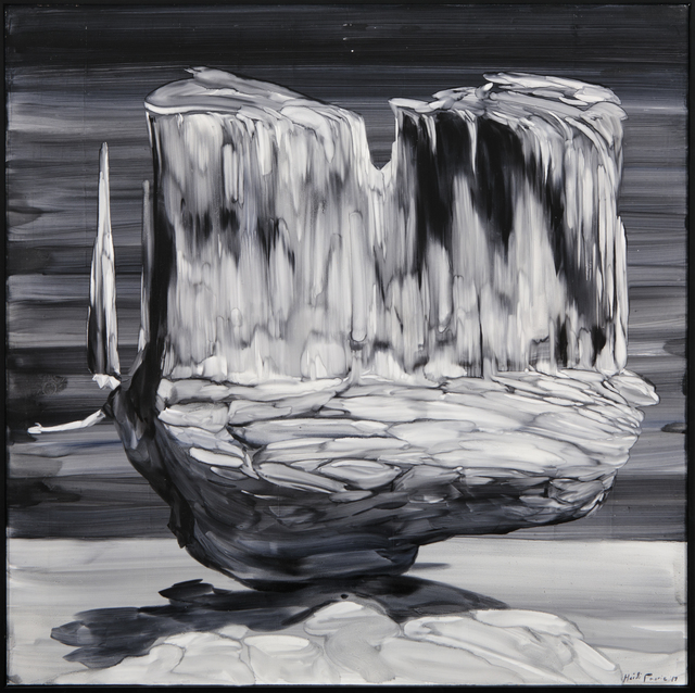 , 'Behold,' 2017, Barnard