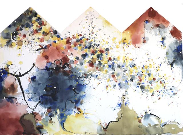 , 'Peaceful Stream (Triptych),' 2018, Artist's Proof