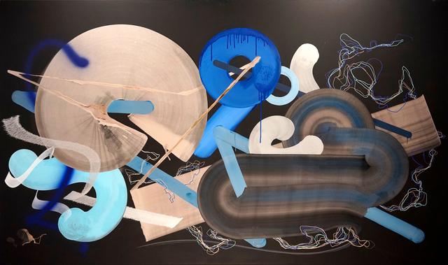 , 'Neue Unordnung,' 2017, Galerie Droste