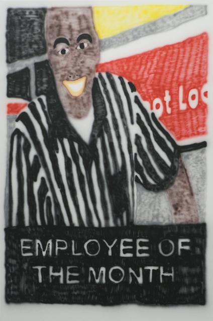 , 'FOOT LOCKER employee,' 2017, Ruttkowski;68