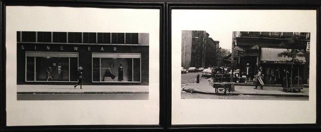 Paul Garrin, 'A tale of 2 cities, New York City', 1980, IFAC Arts