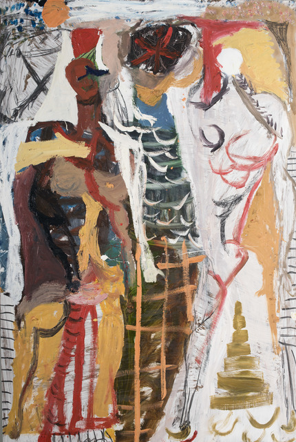 , 'Bathers St Tropez,' 2016, Nanda Hobbs Pty Ltd