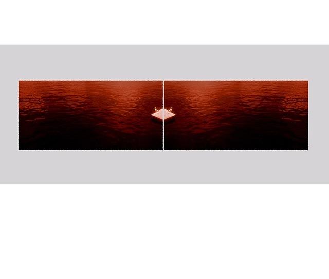 , 'Parallel Worlds 2,' 2002, Galleria Ca' d'Oro