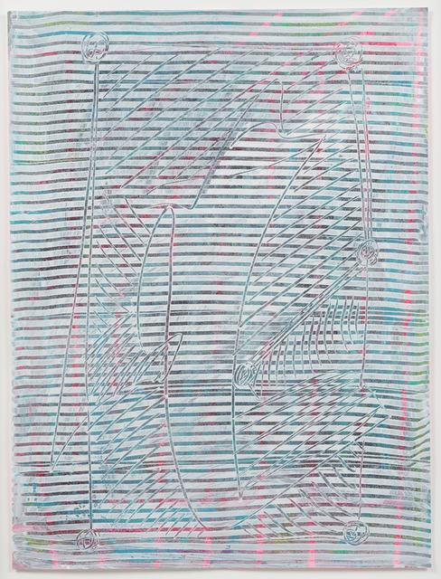 , 'Echo Chamber,' 2017, Galerie Antoine Ertaskiran