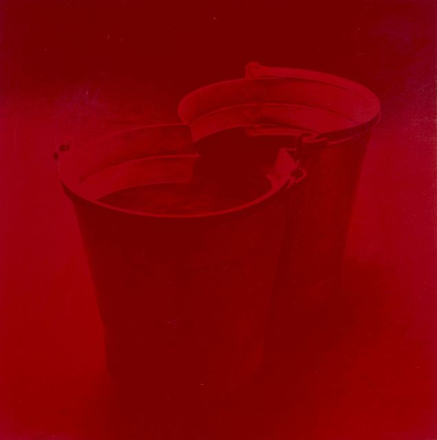Richard Wentworth, 'Red Eight', 1987, Roseberys