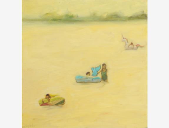 Sharon McGauley, 'Floating', 2018, Addison Art Gallery