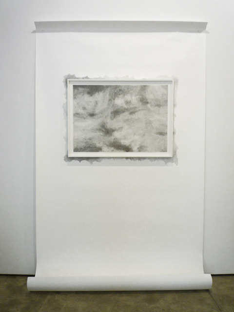 Susan Collis, 'Dark Grows the Day Dearie', 2010, Drawing, Collage or other Work on Paper, Graphite on paper, Lora Reynolds Gallery