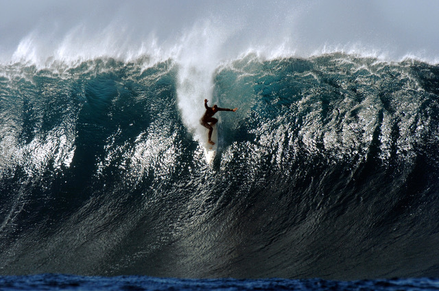 , 'Eric Rebiere surfing in El Quemao, Lanzarote, Canary Islands.,' , Anastasia Photo