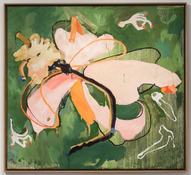 Milena Muzquiz, 'Untitled', 2018, Painting, Oil on linen, Travesia Cuatro