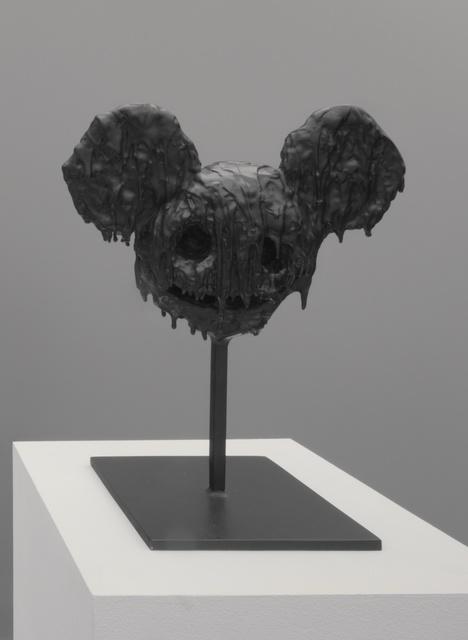 , 'Untitled (Large Head),' 2014, Alex Daniels - Reflex Amsterdam