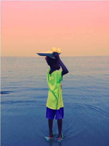 , 'Hope Child,' 2019, Nil Gallery
