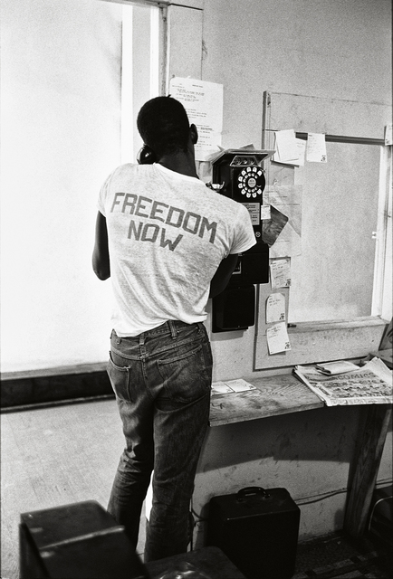 ", 'Freedom Now, ""Summer of '64"",' 1964, Fahey/Klein Gallery"