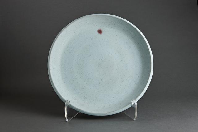 , 'Plate, barium and feldspar glaze,' , Pucker Gallery