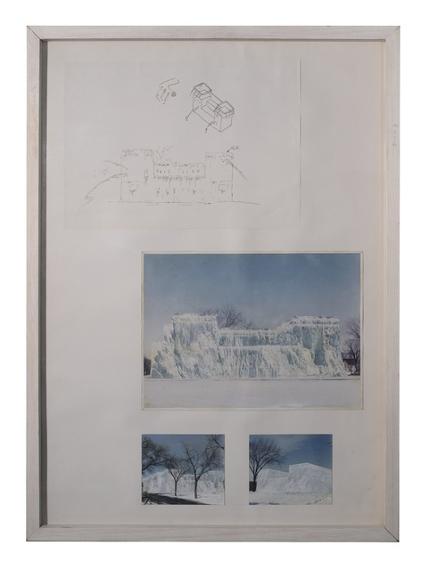 , 'Ice House I,' 1971, Galleria Giovanni Bonelli