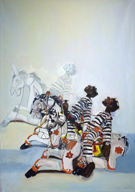 Beverly McIver, 'Free', 2018, C. Grimaldis Gallery