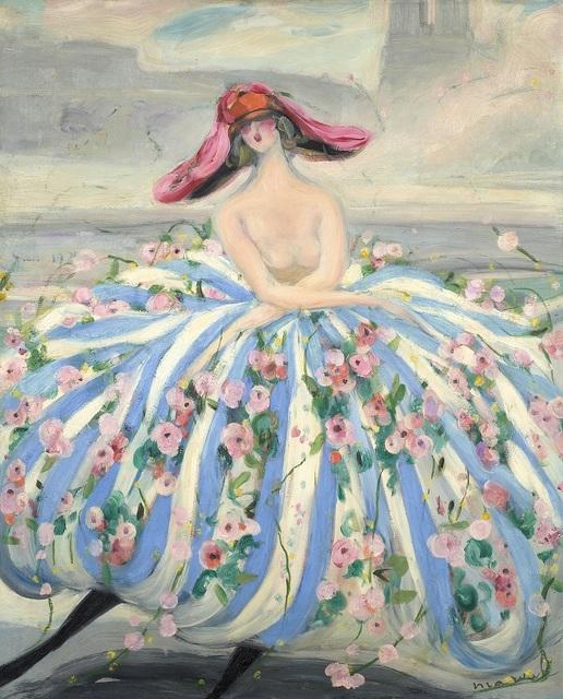 , 'La Danseuse de Notre Dame,' 1921, Artvera's Art Gallery