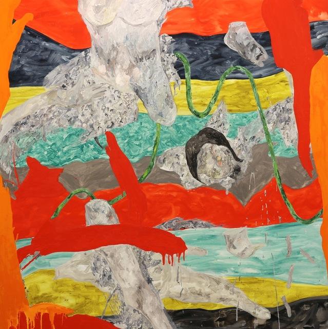 , 'はじまりの展開,' 2015, KOKI ARTS