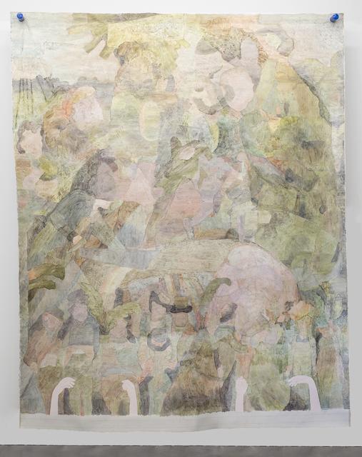 , 'McCubbin redux,' 2016, Mary Mary