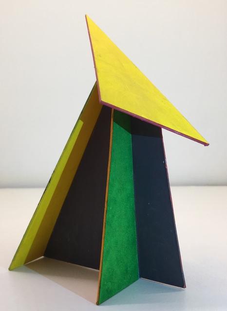 , 'Maquetas de Refugios,' 1985-2017, Herlitzka + Faria
