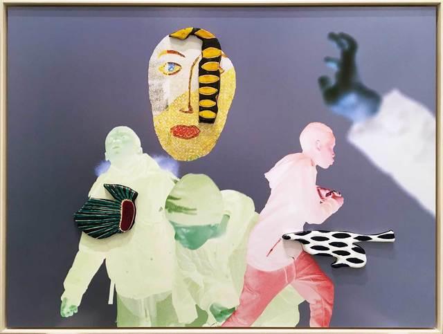 , 'Doublemix In Situ No. 6,' 2016, De Soto Gallery