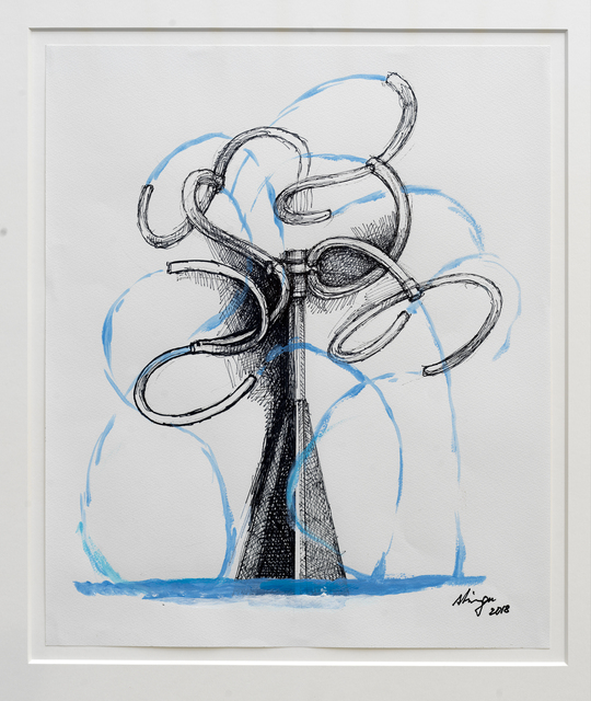 , 'Water Tree,' 2018, Jeanne Bucher Jaeger