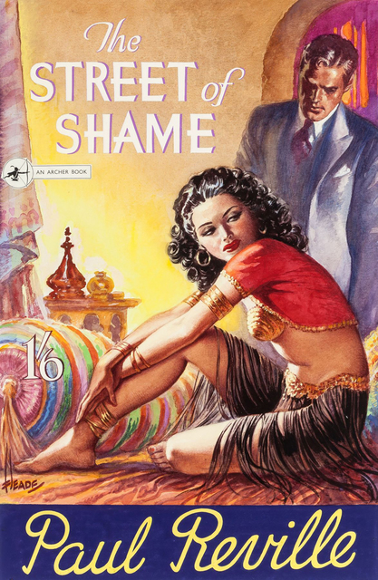 Reginald Heade, 'The Street of Shame', 1953, The Illustrated Gallery
