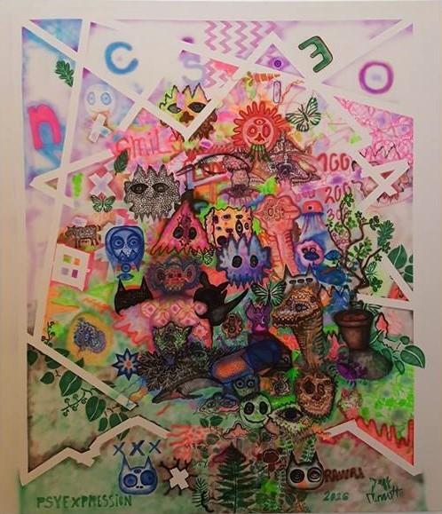 , 'Conscience,' 2016-2017, Ro2 Art