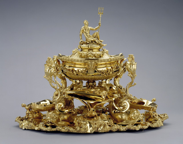 , 'The Neptune Centrepiece,' , Royal Collection Trust