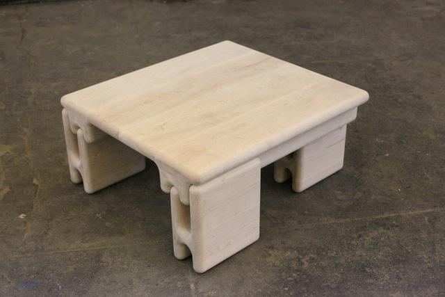 , 'Mesa Table,' 2016, Jack Chiles
