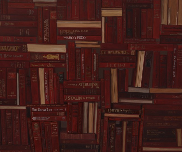 , 'Red Books,' 2014, Richard Koh Fine Art
