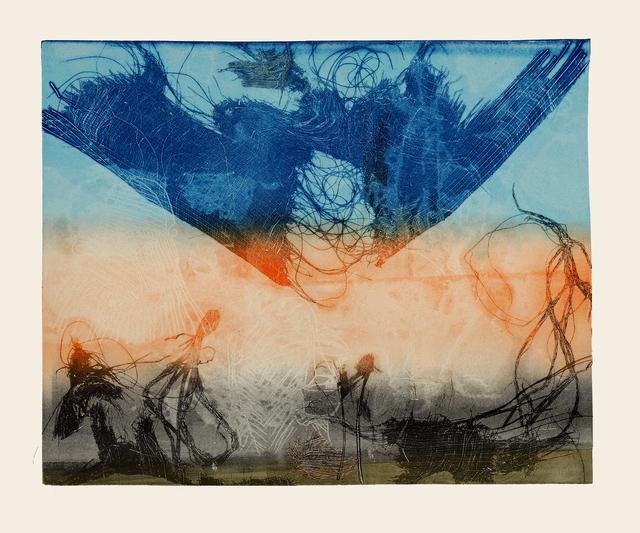 Chinwe Chukwuogo-Roy MBE, 'As the Spirits Roam II', 2005, Abe+Okuta