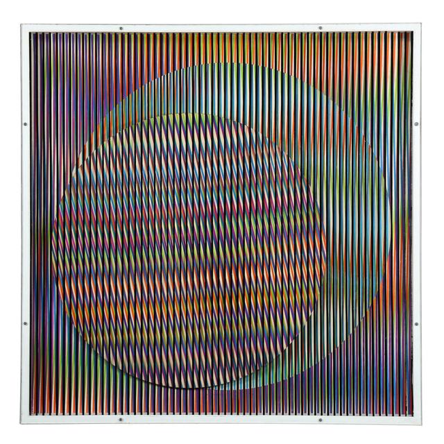 , 'Chromointerférence Mécanique B12,' 1970, Galería RGR