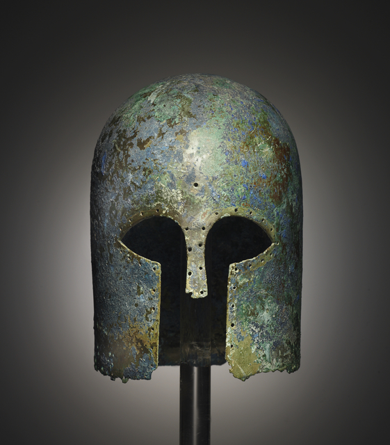 , 'An Early Corinthian Helmet (1st Phase),' 1st half of 7th century, Cahn International