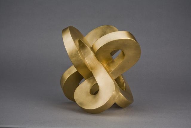 Maximilian Verhas, 'Threedimensional Highway', 2003, Sculpture, Bronze, Cadogan Contemporary