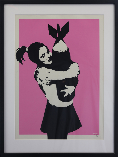 , 'Bomb Love signed,' 2003, Galerie Kronsbein