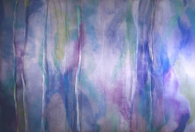 , 'Blue Ice,' , THE WHITE ROOM GALLERY