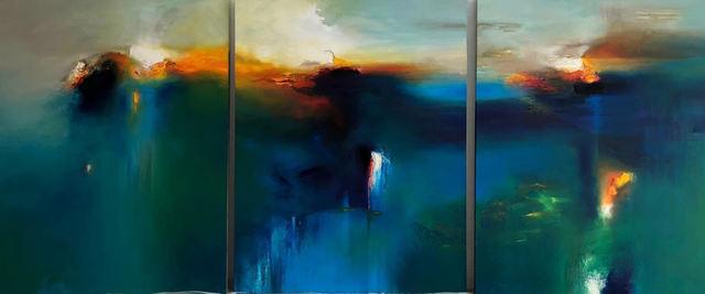 José Luis Bustamante, 'Water Gods ', 2018, Bustamante NYC Art Gallery