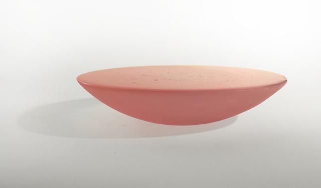 Sauli Suomela, 'Solid liquid bowl pink & clear ', 2019, Galleria G12