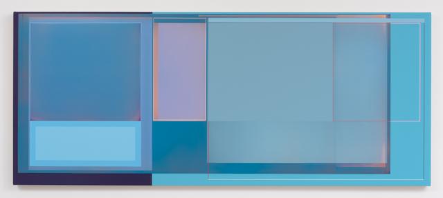 , 'Pool House,' 2016, Miles McEnery Gallery