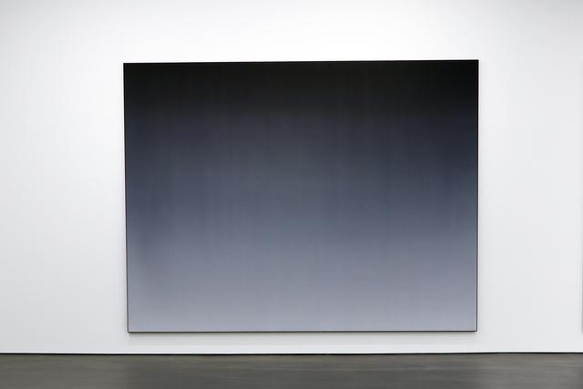 Matti Braun, 'Silk, dye, powder-coated aluminium', 2019, Painting, Silk, dye, powder-coated aluminium, Esther Schipper