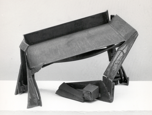 , 'Table Piece Z-98,' 1982-1983, Annely Juda Fine Art