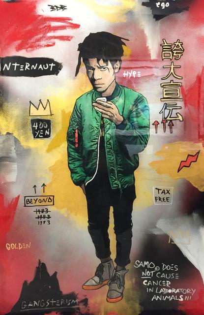 , 'Basquiat,' 2016, Mouche Gallery