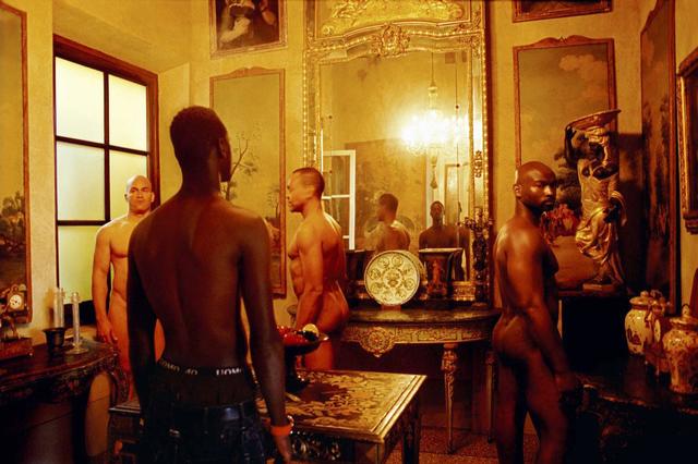 , 'untitled (Blackamoor Study #2),' 2015, Albert Merola Gallery