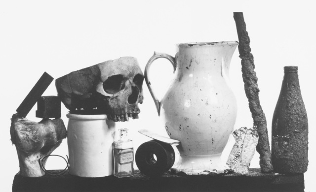 , 'Composition with Pitcher and Eau de Cologne, New York,' 1979, Pace/MacGill Gallery