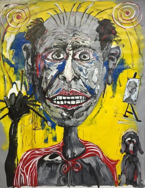 , 'Artist Dilemma II,' 2015, Paraphé