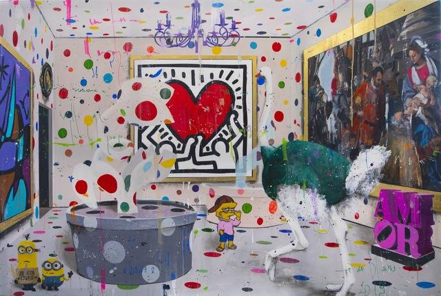 Angelo Accardi, 'Big heart', 2019, Eden Fine Art