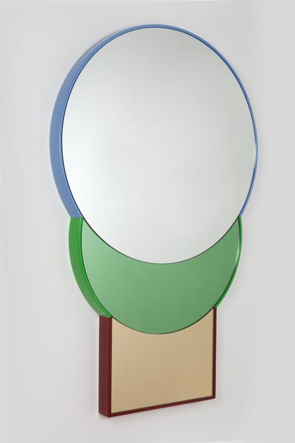 , '« SQUARABLE LUNE » Mirror,' 2014, Galerie kreo