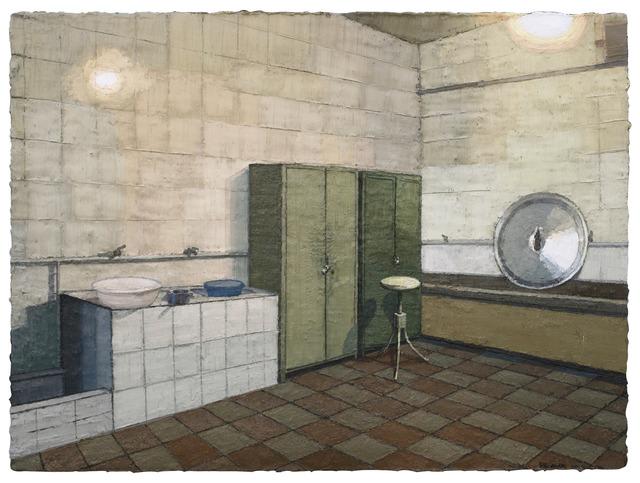 , 'Kitchen with cabinets,' 2013, Platform China