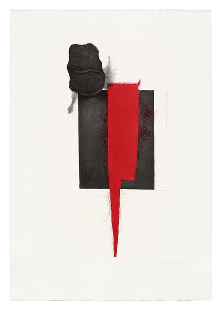 Takesada Matsutani, 'Red, Edition 14/20', 2016, Japan Art - Galerie Friedrich Mueller
